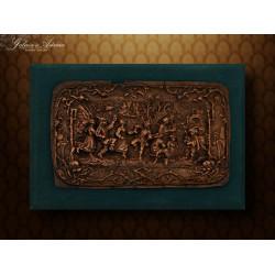 XVIII w- Płaskorzeźba...