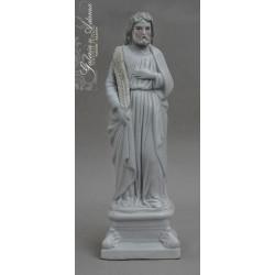 XIX w-Figurka porcelanowa...