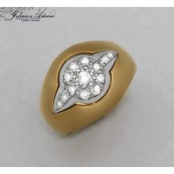 Sygnet/pierścionek złoty-14...