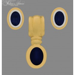 Komplet biżuterii (...