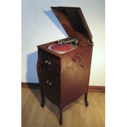 Amerykański gramofon